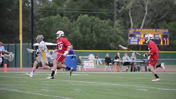 2014-04-01 Lacrosse Varsity Boys St. John's @ Kinkaid