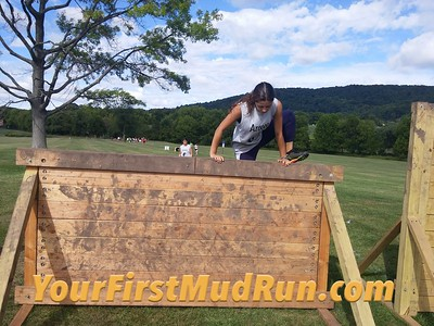 Pictures: 2016 Your First Mud Run at Lehigh University in PA 9/11/2016