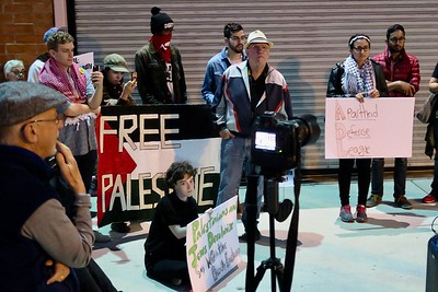 Nov. 8 Action to End US-Israel Police Partnerships