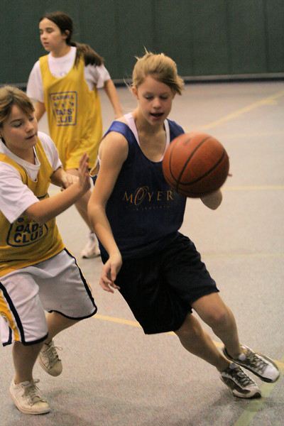 CDC Basketball 2007-08