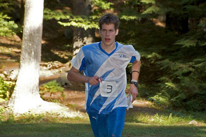 Ken Walker, Jr. (CSU) in Sprint-O   (Sep 10, 2005, 04:43pm)