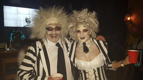 2015 Halloween - Big Spooks!