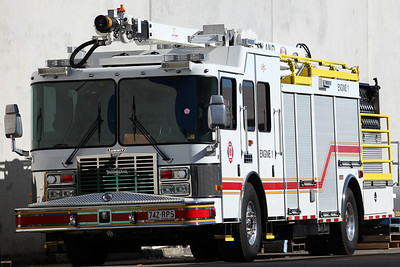 BP Australia Fire Trucks