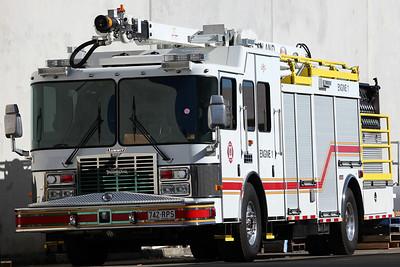 BP Australia Fire Trucks