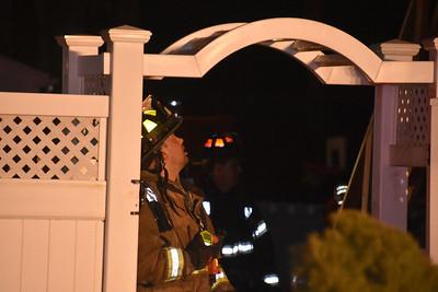 2020.03.07 Mastic Working fire  Puritan Dr