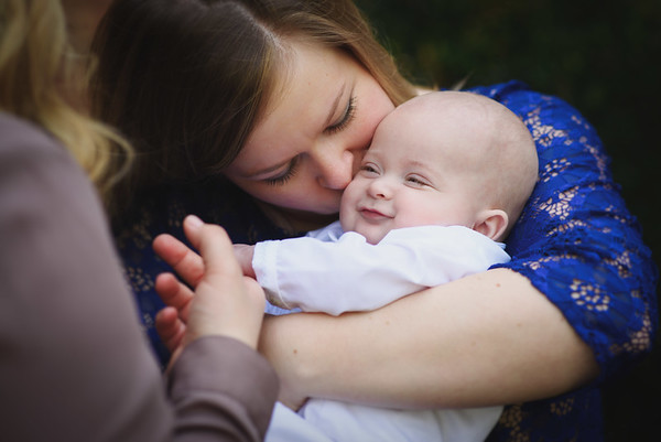 Korb Family Portraits and Christening