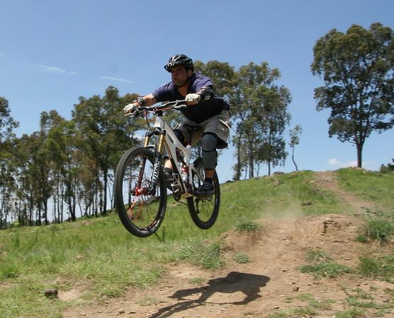 Mountain Bikes & Motorcycles