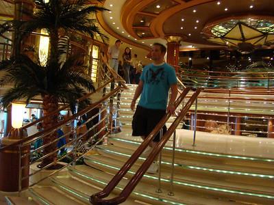 FAMILY CRUISE - 2008 - Coral Princess to Panama