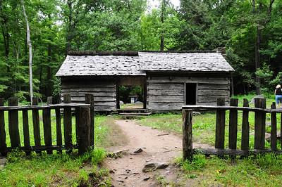 Ephraim Bales Place in Roaring Fork