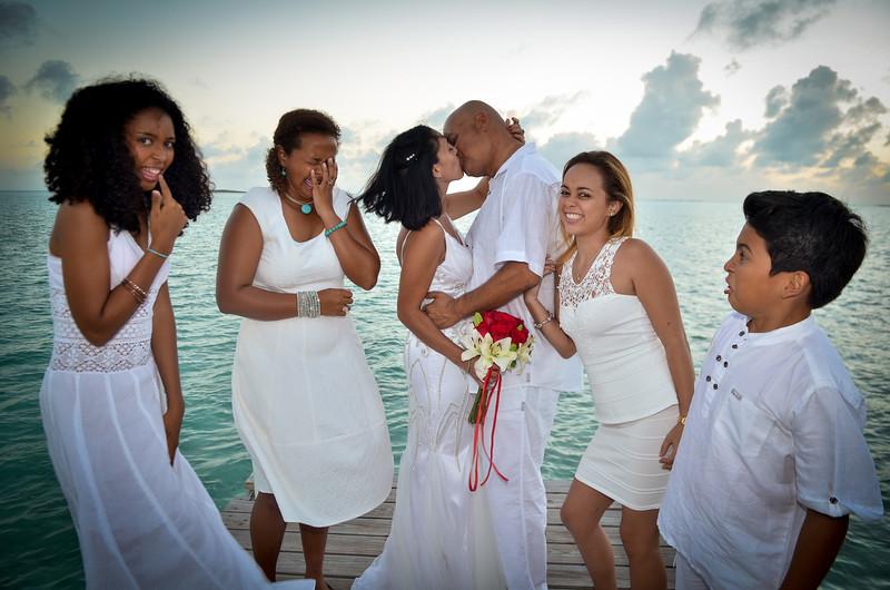The Carter Wedding