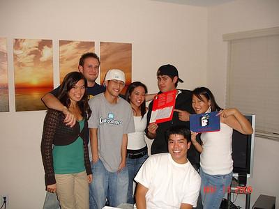 Fall 2006: Unchartered