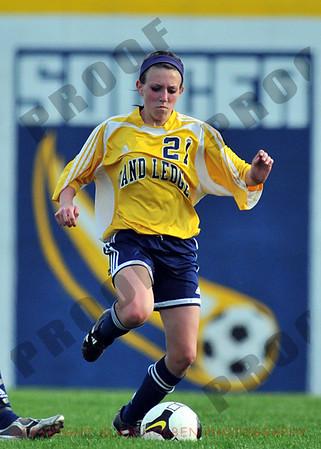 Girls Varsity Soccer - Dewitt at Grand Ledge