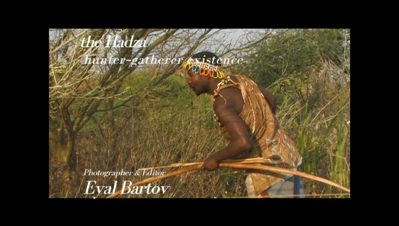 the Hadza people