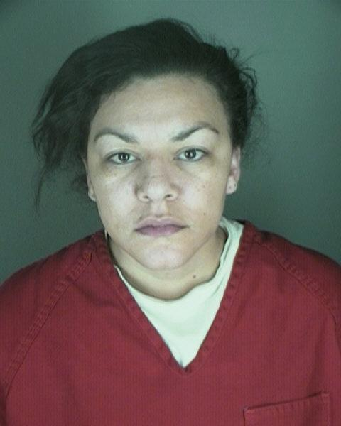 . Dynel Lane, suspected of luring an expectant mother to her Longmont home last week and cutting out her unborn child, was charged with eight felony counts in the attack, including first-degree unlawful termination of pregnancy.(Boulder County Sheriff\'s Office)