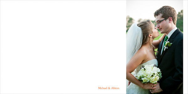 Allison and Mike - The Woodlands Resorts