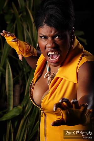 Vixen (Mari McCabe) from DC Comics