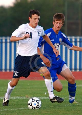 Section V Boys Soccer 2008