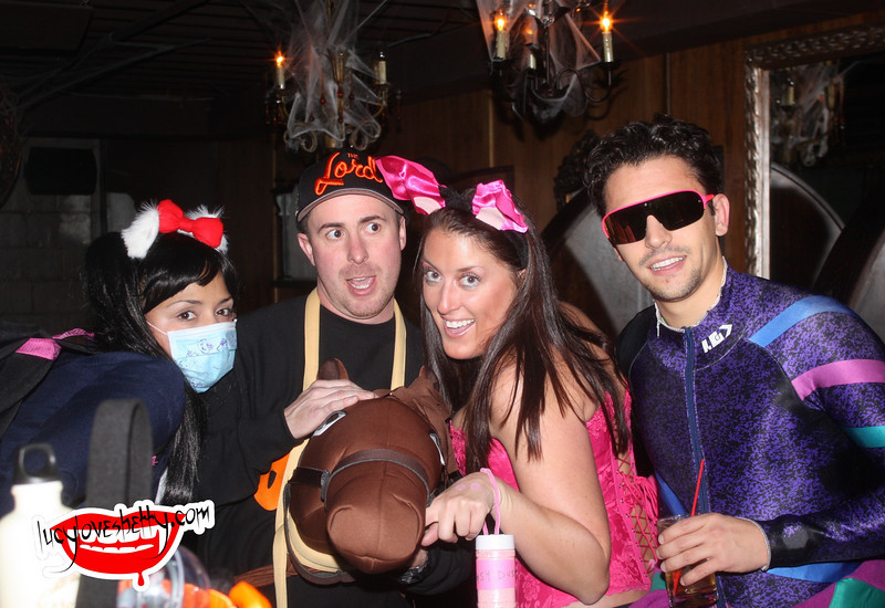2009 - Adcraft Halloween Party at Commune