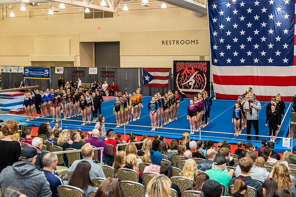 Stars & Stripes Gymnastics 2020