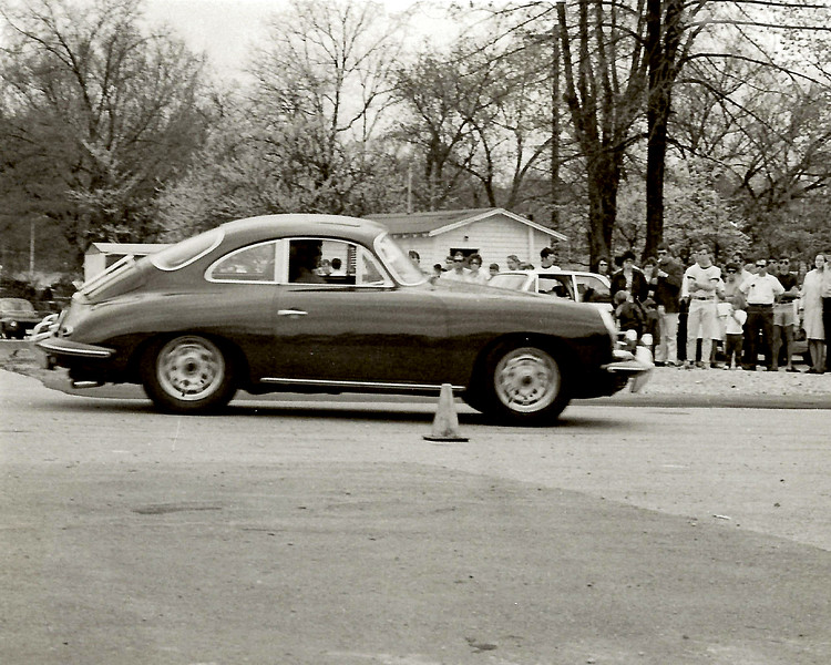 Autocross - Chilhowee Park - Knoxville, TN