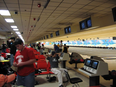 2005 Bowling Night