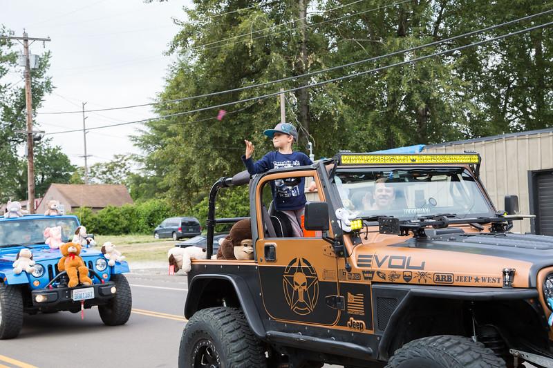 Oregon City Teddy Bear Parade