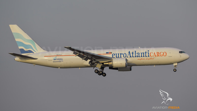 EuroAtlantiCargo / Boeing B767-375(ER)(BDSF) / CS-TLZ