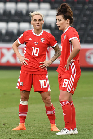 2018 06 07 - WWCQ - Wales 1 v Bosnia & Herzegovina 0