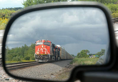 Trains around the Badger State