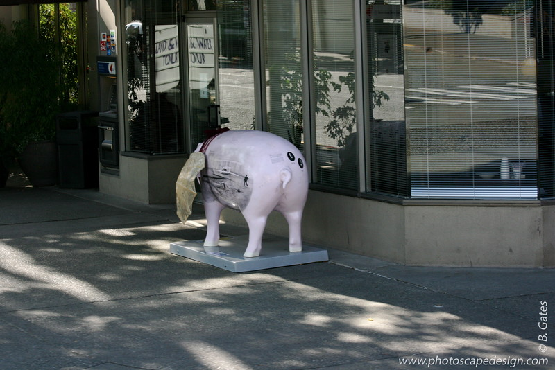 Pigs on Parade - Seattle: 2007