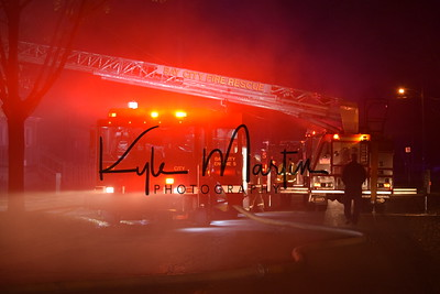 16 112116 BCFD House Fire