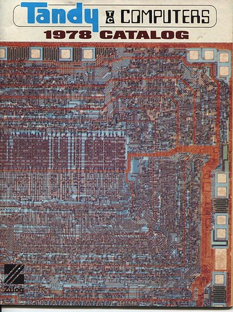 1978 Tandy Computers Catalog