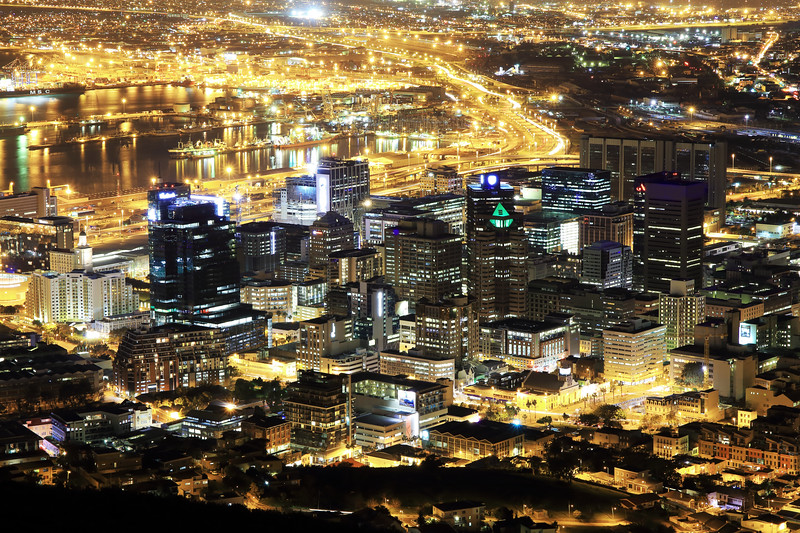 I love this city called Cape Town