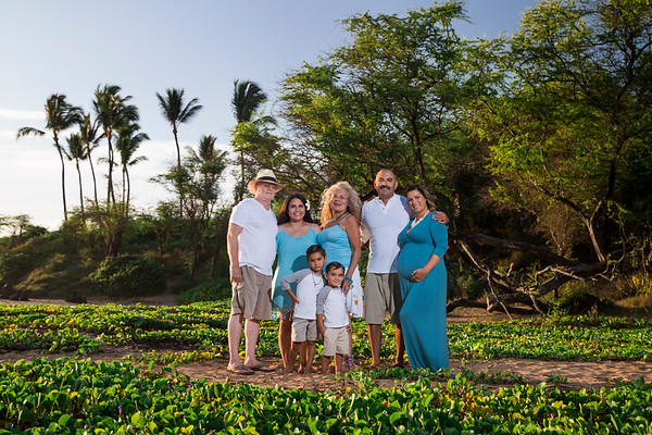 Vasquez - Family Portrait Session