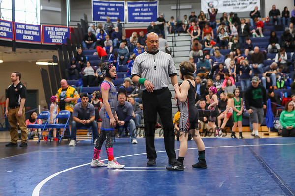 2020-1-26 Winnacunnet Youth Wrestling Tournament