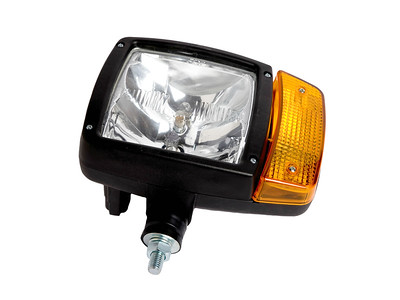 MANITOU LH HEADLIGHT WITH INDICATOR 206276-YSOL