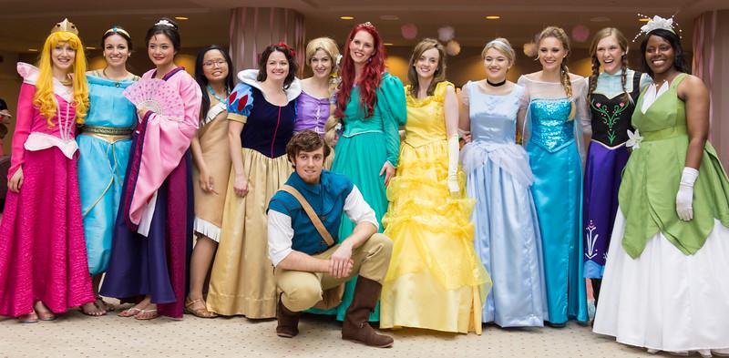 Princess Party 2015