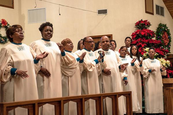 BCMA Christmas Choir Concert and Hymn Sing