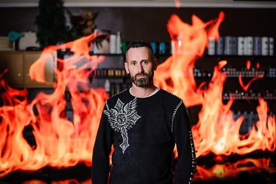Daniel Blevins Christmas 2018
