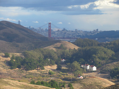 Marin Hostel + Hikes: Nov 27-30, 2019