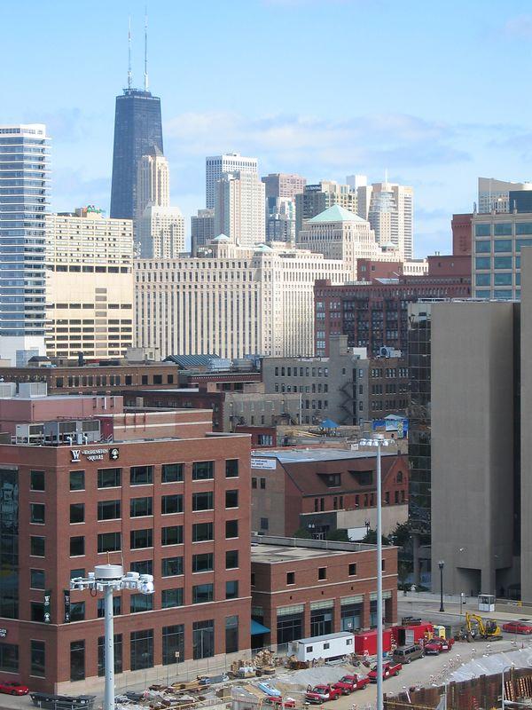 Chicago in September 2003