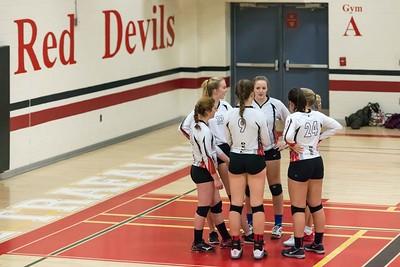 OTHS Senior Varsity Volleyball vs. Acton