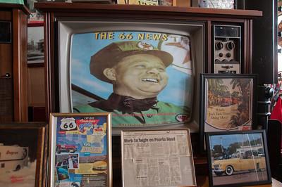 Shea's Gas Station Museum, Springfield, Illinois