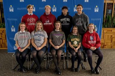 NCAA Commitment Ceremony –November 20, 2019