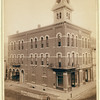 Deadwood City Hall.  Undated. From the John H.C. Grabill Collection, Library of Congress, Washington, DC