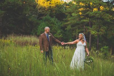 Chad & Kaitlin | Wedding at Loblolly Rise