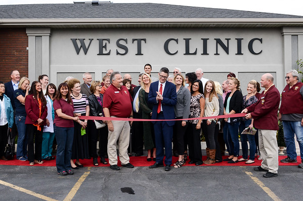 West Clinic 100 yr