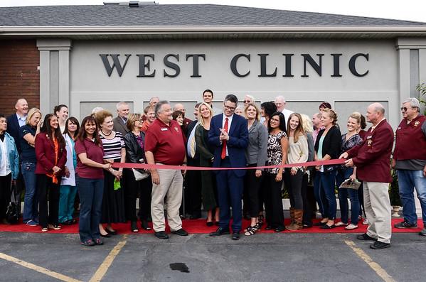 West Clinic 100 yr