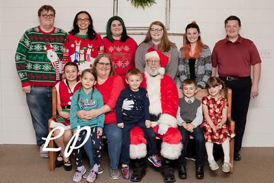 Santa Tanner Christmas 2019