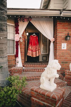 Wedding Day Camera 1 (Simi's Side)